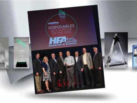 Unipro Vendor of the Year Award