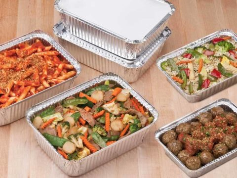Storage containers for every day cooking