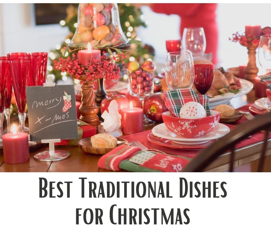 Best Traditions Dishes for Christmas